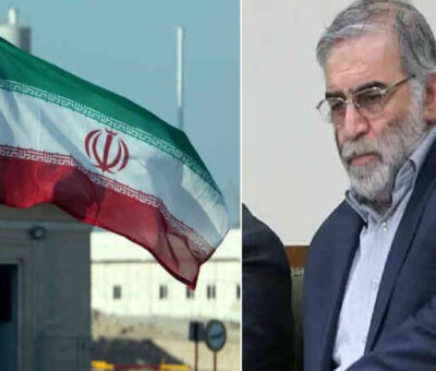 Mohsen Fakhrizadeh Iran top nuclear scientist