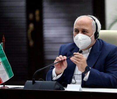 Iran FM 1 trillion dollar economy damage due to US sanctions