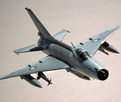 chengdu-J7 fighter jet China