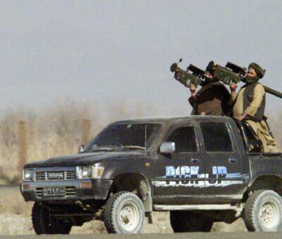 CIA behind arming Afghan Mujahideen